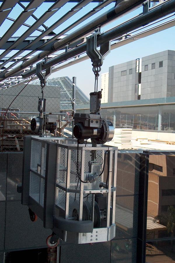 Building Maintenance Units Riggers Steeplejacks